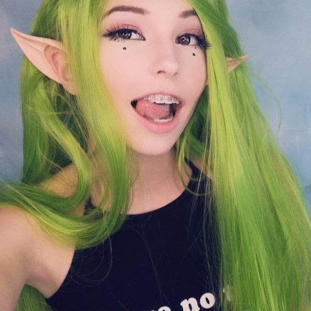 belle delphine news - photo #27